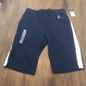 Polo Cotton Shorts